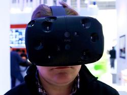 HTC Vive VR headset first impressions - Oculus has a competitor