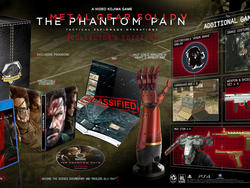 Metal Gear Solid V's release dates confirmed, collector's editions detailed