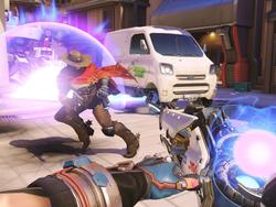 Overwatch Hands-On preview - That tight shooter feel