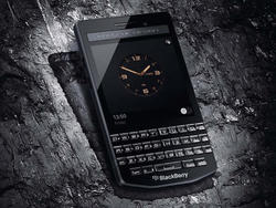 BlackBerry announces new Porsche Design P'9983 Graphite