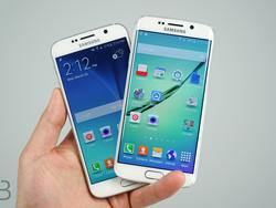 Galaxy S6 vs Galaxy S6 Edge Gallery - To curve or not to curve?