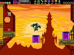 Shovel Knight on Nintendo Switch updated to output to 1080p when docked