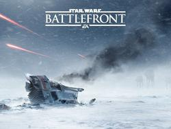 Star Wars: Battlefront will be shown a couple months early