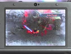 Watch the Xenoblade Chronicles 3D team take down a unique monster
