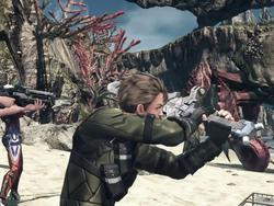 Xenoblade Chronicles X - 30 minutes of combat footage