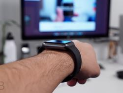 Apple invention shows wearable file transfer through handshakes