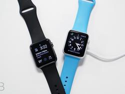 Apple Watch with cellular connection delayed; Apple Watch 2 said to sport GPS