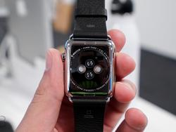 Apple Watch as accurate as dedicated heart rate monitor