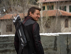 Hawkeye Makes His Triumphant Return in New Avengers 4 Set Photo