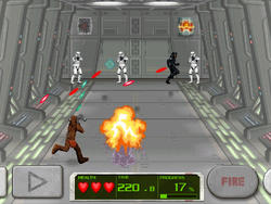 Chewbacca Contra is a real thing, Konami and LucasArts team up