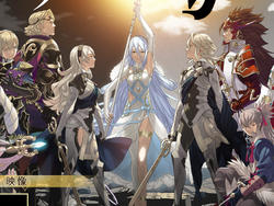Next Fire Emblem splitting up into a black and white volume