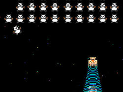 Galaga meets Tekken 7 in this free 20th anniversary game
