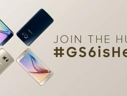 Can you find one of 8 Galaxy S6 handsets hidden across the U.K.?
