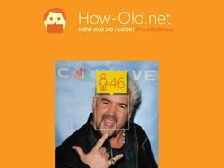 "Microsoft's ""How Old"" site will guess your age based on a photo"