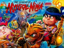 Japanese local customs and stereotypes in Legend of the Mystical Ninja