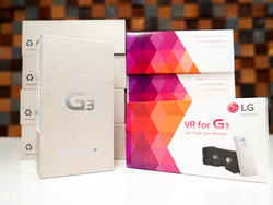 LG G3 and VR Headset Giveaway - 5 sets to be given away!