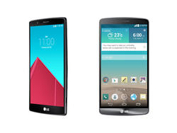 LG G4 vs. LG G3 spec shootout - My how things have changed