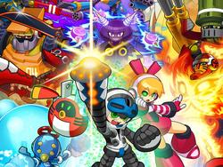 Mighty No. 9 dated for September, Deep Silver to publish physical release