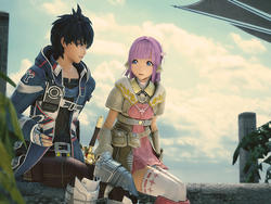Star Ocean 5 screenshots - The flow of time is strong with this one