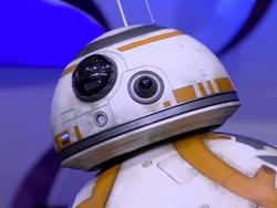 Film Fondue: Here's how they created BB-8 for 'Star Wars: The Force Awakens'