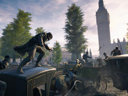 Assassin's Creed Syndicate clip highlights 10 new features