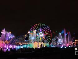 'World of Color - Celebrate!' first look - Disneyland 60th anniversary