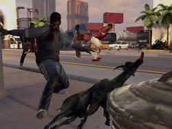 GoatZ is zombie-themed Goat Simulator DLC, and its trailer is nuts