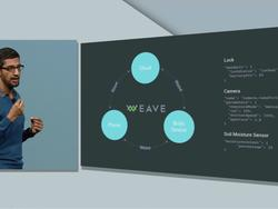 Google Weave lets Brillo, phones and the cloud talk to one another