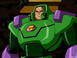 Film Fondue: Lex Luthor's warsuit, and Mad Max: The Wasteland