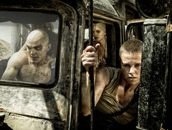 Mad Max: Fury Road in black and white will be available in December