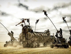 Mad Max: Fury Road's sequel will be called Mad Max: The Wasteland
