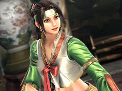 Who's your favorite SoulCalibur fighter? Namco wants to know that it is Seong Mi-Na