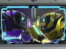 Blast Ball for the Nintendo 3DS - Only Nintendo could turn Metroid Prime into a soccer game