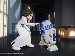 'Star Wars Rise Against the Empire' play set announced for Disney Infinity 3.0