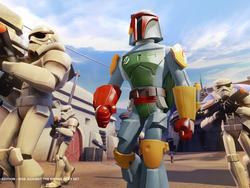 Boba Fett joins Disney Infinity 3.0 in PlayStation Exclusive