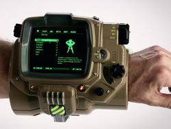 Fallout 4's Pip-Boy accessory won't fit phablet phones