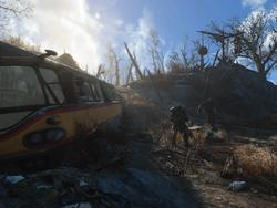 Fallout 4 will be at gamescom, DOOM will not