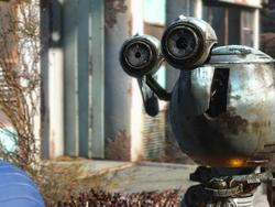 Fallout 4's Mr. Codsworth can call you some inappropriate names