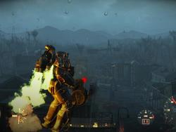 """Fallout 4 devs look to support non-violent play styles """"as much as we can"""""""