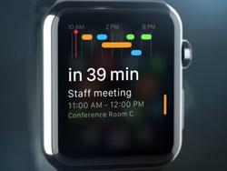 Fantastical 2 for iPhone gains Apple Watch support