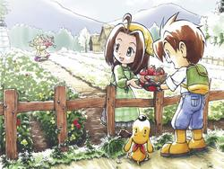 Harvest Moon: Seeds of Memories announced for Wii U, PC, and mobile platforms
