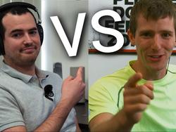Android vs iOS: Sizzling debate with LinusTechTips