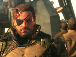 Metal Gear Solid V hands-on preview - Out into the great wide open