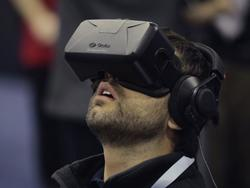 Virtual reality still makes you look stupid, but who cares?
