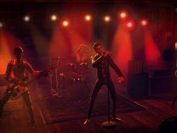 Rock Band 4's complete soundtrack has been unveiled