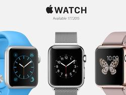 Apple Watch continues its global push