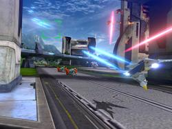 Star Fox Zero offering new players an invincible Arwing