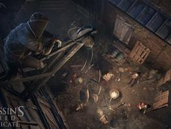 Assassin's Creed Syndicate's PS4 exclusive missions get a trailer