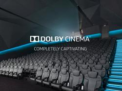 Dolby Cinema gets support from major movie studios