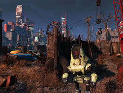 Fallout 4's two main characters boast 13,000 lines of dialogue each